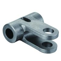 Quality custommade clamp1025 carbon steel investment casting parts silicon casting for sale