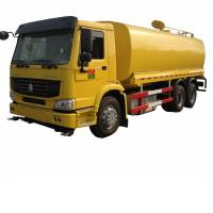 Quality HOWO 6x4 20000 Liter Liquid Tanker Truck 336hp  Euro II , Left Hand Drive for sale