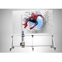 Buy cheap Intelligent Wall Decal Machine USA Banner Sensor With Wireless Touch Screen from wholesalers
