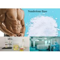 Quality 99% Anabolic Steroid Hormones Nandrolone Base For Muscle Building / Fat Loss Nandrol Base for sale