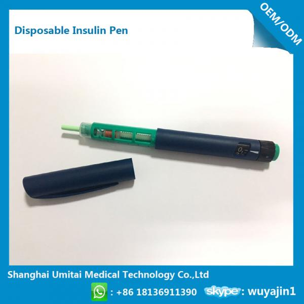 Buy Prefilled Disposable Insulin Pen / Prefilled Insulin Syringes For Diabetes at wholesale prices