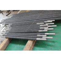 Buy cheap Hex32 - T38 Threaded Drill Rod Flushing Hole 9.6 Mm With High Fatigue Strength from wholesalers