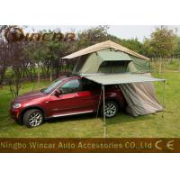 Buy cheap Camping Car Roof Top Tent 4WD Car Side Awning With Riptop Canvas from wholesalers