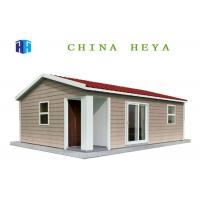China Superior Performance Modern Manufactured Homes , Ready Made Tiny Homes on sale