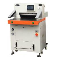 Programmable Hydraulic Paper Cutting Machine 670mm With Touch Screen