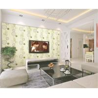 Quality 0.7m width Top quality waterproof mould proof PVC vinyl wallpaper for sale