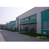 Quality Engineering designed multi span portal frame steel structures warehouse fabrication for sale