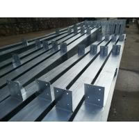 Quality Prefabricated Steel Structural Fabrication ISO 9001 2015 Quality Standard Approved for sale