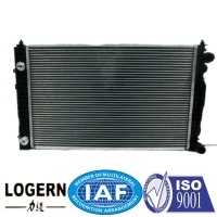 Quality 8d0 121 251 M PA66 Cooling Car Radiator For Audi A4/S4'96-01 for sale
