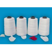 Quality Industrial Polyester Knotless Polyester Sewing Thread / Bag Sewing Thread for sale