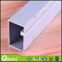 Quality China supplier aluminum alloy extrusion profile quality assurance kitchen acessories aluminum profile for cabinet for sale