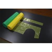 China Colorful Disposable PE Apron On Rolls Lightweight For Factory / Hospital Use on sale
