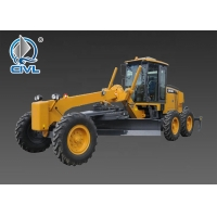 Quality New GR135 Motor Grader With 135hp Horsepower With Good Condition Yellow Color Rear Grader Blade Xcmg for sale