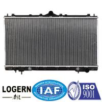 Quality MITSUBISHI Car Cooling Radiator / Replacement Auto Radiators AT Dpi 2024 for sale
