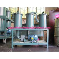 Buy cheap High Precision Portable Oil Purifier Three-Stage Filtration Machine from wholesalers