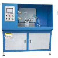 Buy cheap Full Automatic Twin Shaft Rubber Gasket Cutting Machine In Blue Color from wholesalers