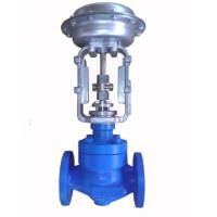 Buy cheap pneumatic flow control pneumatic positioner air operated valve Pneumatic Pressure Control Valve from wholesalers