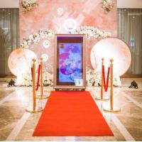 Buy cheap 55 / 65 Inch Movable Magic Mirror Photo Booth For Weddings And Parties from wholesalers