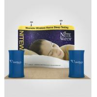 Quality Recyclable Foldable Tension Fabric Displays Aluminum Frame Eco friendly for sale