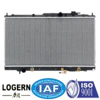 Quality Vehicle Cooling System Radiator MITSUBISHI Car Radiator 12 Months Warranty for sale