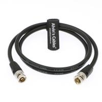 Quality Alvin's Cables 12G HD SDI Video Coaxial Cable Neutrik BNC Male to Male for 4K Video Camera 1M for sale