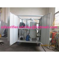 Buy cheap Insulation Oil Recycling / Tranformer Oil Regeneration Waste Transformer Oil from wholesalers