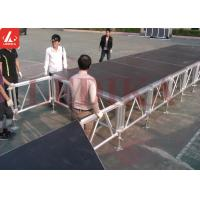 Buy cheap Portable High Quality Customized Aluminum Stage Platform For T Runway Theater from wholesalers