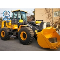 Quality Chinese Loader Machine ZL50GN 3300mm Wheelbase With Joystick For Sale In Oman for sale