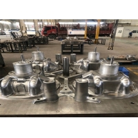 Quality Sand 100000 Shots Metal Aluminum Foundry Casting for sale