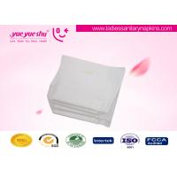 Quality Safe Ultra Thin Disposable Menstrual Pads Fluorescence & Formaldehyde Free Type for sale