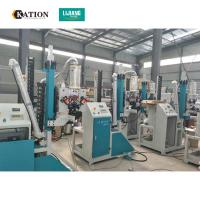 Quality Automatic Spacer Frame Desiccant Filling Machine For Hollow Glass 0.5- 0.9 Mm for sale