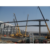 Quality H Shaped Steel XZ160*60*20*2.5 Prefabricated Warehouse Buildings for sale