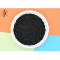 Quality KOH Impregnated Activated Carbon Charcoal Pellets For H2S Removal Gas Treatment for sale