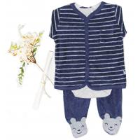 Buy cheap Skin Friendly Unisex Newborn Unisex Gift Sets Comfortable Polyester 0M - 24M from wholesalers
