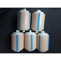 Quality Resistant Corrosive And Dustproof Plastic Nylon Rollers / Conveyor Plastic Rollers for sale