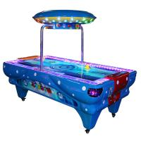 Buy cheap Shopping Mall Air Hockey Arcade Machine 110V / 220V Voltage 12 Months Warranty from wholesalers