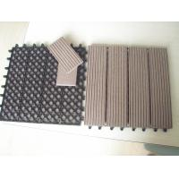 Quality OCOX DIY WPC Decking Tile (DIY303023I) for sale