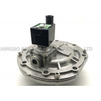Quality 2/2 Way 3 Inch Cylinder Solenoid Valve 353 Series With Embedded Diaphragm for sale