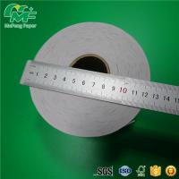 Quality Thermal Paper Jumbo Roll Paper 100% Wood Pulp 2 Times Coating ISO9001 Certificated for sale
