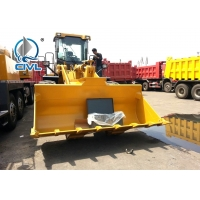 Quality CVZL50GN 5 Ton Articulated Wheel Loader With High Torque And High Efficiency Drive Chain for sale