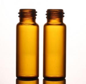 Quality Crimp Low Salt Ampul 2 Dram YBB  Glass Screw Top Vials for sale