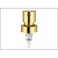 Quality Cosmetic Ribbed 18mm Perfume Sprayer Pump for sale
