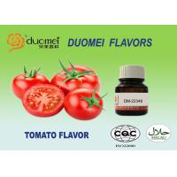 Buy cheap Pg Based Water And Oil Solube Food Grade Flavoring True Tomato Flavour from wholesalers