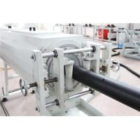 Buy cheap hdpe pipe production line(160-400mm) from wholesalers