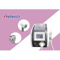 Quality 500w Nd : Yag Laser Tattoo Removal Machine Air + Water + Temperature Control Cooling for sale