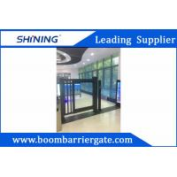 Buy cheap 10 Level PWM 900*1083mm Manual / Automatic Sliding GateWith RFID Card Reader from wholesalers