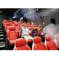 Quality Deeply Immersion 5D Cinema Equipment With Electric Cylinder System for sale
