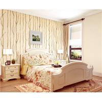 Quality 0.7m width high quality fireproof,waterproof and mould proof PVC vinyl wallpaper for sale