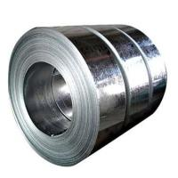 Quality High Strength Zinc Coating Hot Dip Steel Coil Strip , Galvanised Metal Strips for sale