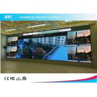 Buy cheap New Technology LED Transparent Mesh Screen P10  Full Color Display For shopping Mall from wholesalers